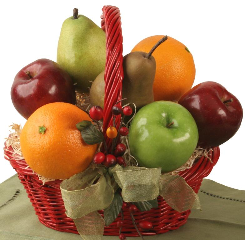 Fruit Basket Apple O Korolla